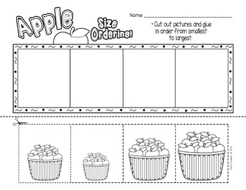 Apple Size Ordering