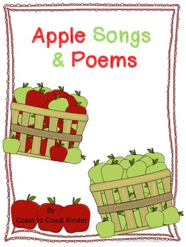 Apple Songs & Poems