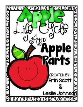 Apple Sort & Label (life cycle & apple parts )