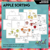 Apple Sorting Cards