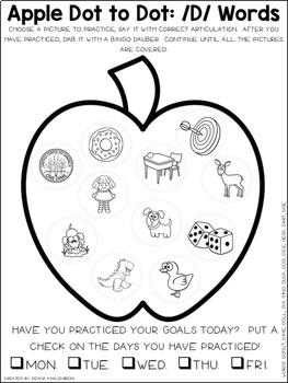 Apple {Speech & Language Dot Art}