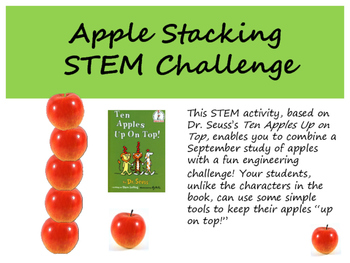 Apple Stacking STEM Challenge