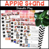 Apple Stand Apple Orchard Dramatic Play