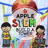Apple Tower Fall STEM Activity