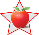 Apple Star (png)