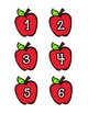 Apple Student Number Labels [EXTENDED EDITION #1-100 PACK]