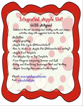 Apple Study Unit