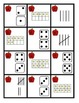 Apple Counting Freebie:  Ten Frames, Dice, and Tally Marks