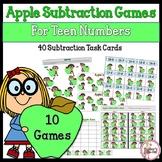 Apple Subtraction Games
