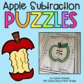 Apple Subtraction Puzzles
