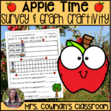 Apple Survey and Graphing Craftivity