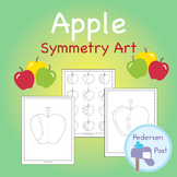 Apple Symmetry Art
