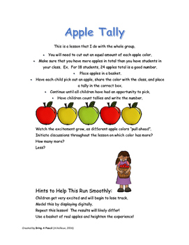Apple Tally