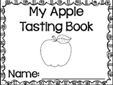 Apple Tasting Book