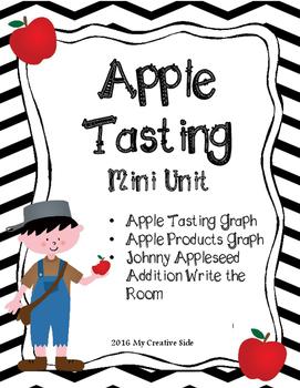 Apple Tasting Mini Unit FREEBIE