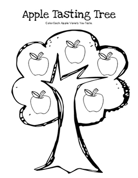 Apple Tasting Tree