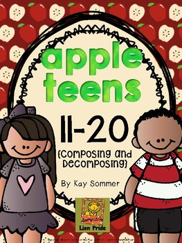 Numbers 11-20 {apple themed}