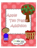 Apple Ten Frame Addition
