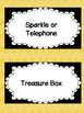 Reward Tickets, Reward Activity List, and activity group labels