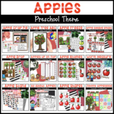 Apples Bundle | Math, Literacy, Science and Dramatic Play