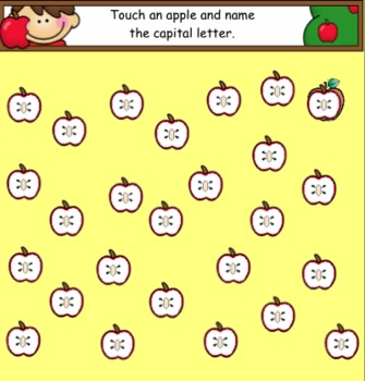 Apple Thematic Unit for Kindergarten