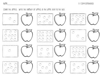 Apple Theme 1-1 Correspondence Center