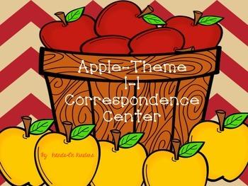 Apple Theme 1-1 Correspondence Center