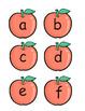 Apple Theme ABC Cards