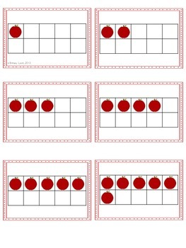 Apple Literacy and Math Activities
