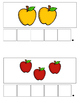 Apple Theme Adapted Sight Word Book