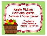 Common and Proper Noun match and sort L1.1, L2.2