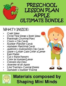 Apple Crafts For Preschool Teaching Resources Teachers Pay Teachers
