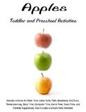 Apple Theme Unit for Preschool & Kindergarten