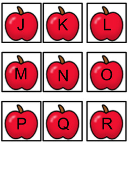 Apple Theme Upper and Lower Case Matching