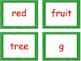 Apple Word and Letter Sort