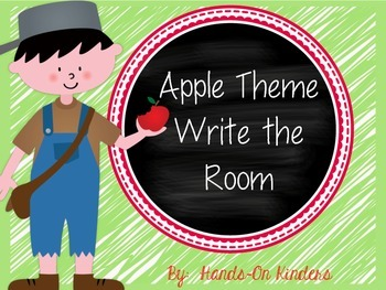 Apple Theme Write the Room