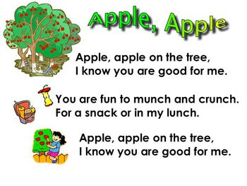 Apple Theme for Smartboard- Kindergarten