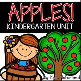 Apple Themed Activities - Kindergarten