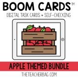 Apple Themed BOOM Cards Bundle