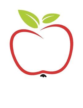 Apple Themed Behavior Reward System, All Grades, Homeschool, VIPkid