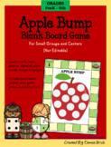 Blank Bump Board Game (Apple Theme)