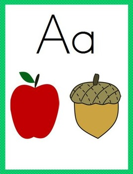 Apple Themed Classroom Decor