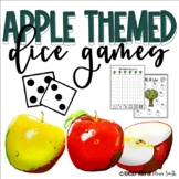 Apple Themed Dice Games Bundle