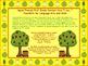 Apple Themed First Grade Common Core Checklist (ELA) Language Arts & Math