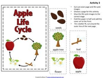 Apple Themed Lapbook
