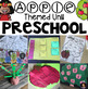 Apples Themed Lessons, Centers and Activities Unit for Preschool, Pre-K and 4K