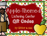 Apple Themed Listening Center QR Codes