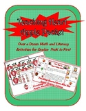 Apple Themed Math and Reading