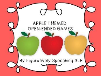 Apple-Themed Open-Ended Games