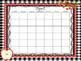 Apple Themed Printable Blank Calendars. Classroom Accessories.